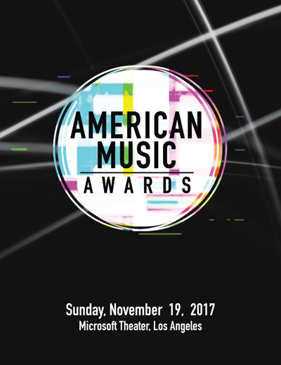 American Music Awards 2017 Book