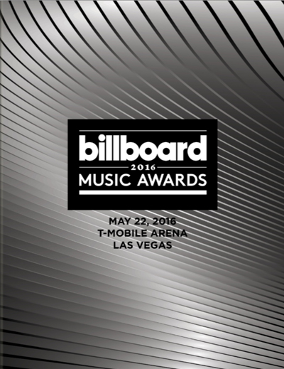 Billboard Music Awards 2016 Book