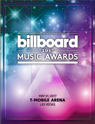 Billboard Music Awards 2017 Program Book