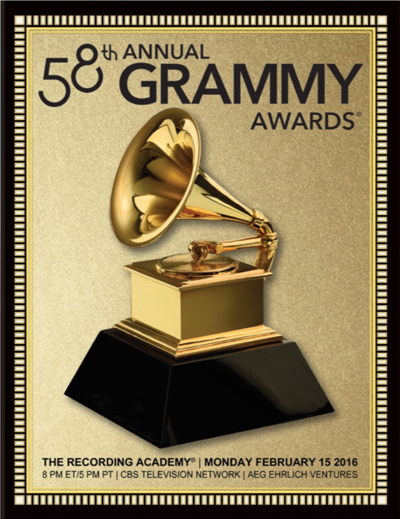 58th Grammy Awards