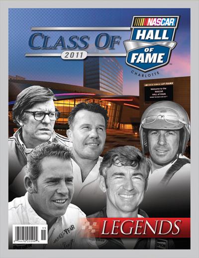 NASCAR 2011 Hall of Fame