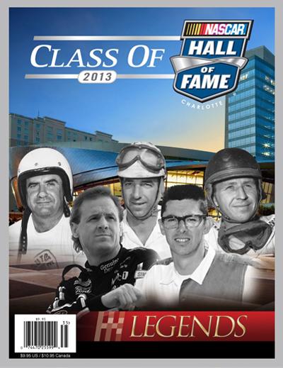 NASCAR 2013 Hall of Fame
