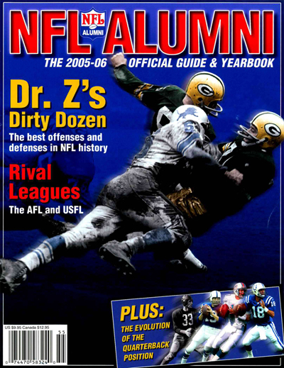 NFL Alumni 2005-2006 Official Guide