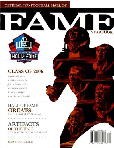 Pro Football Hall of Fame 2006