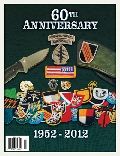 Special Forces 60th Anniversary